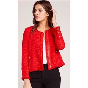 BB Dakota Jackets & Coats - BB Dakota Feeling Fancy Tweed Jacket